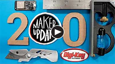Donald Bell Maker Update - Episode 63: Binary Revolution